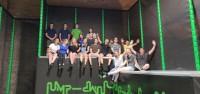 Indoor trampolinespringen Kortrijk