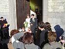Huwelijk Nelly Vandererven & Frank Van Hulle